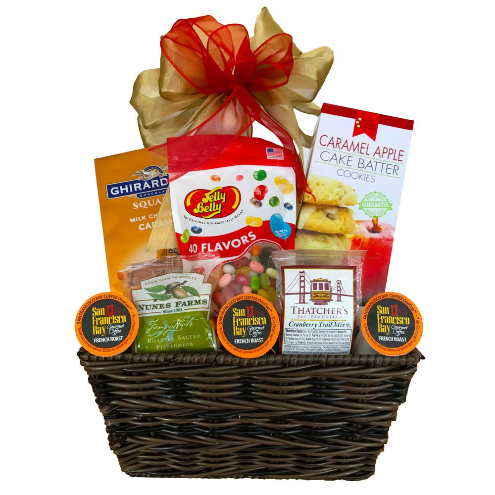 Bay Area Bounty Gift Basket
