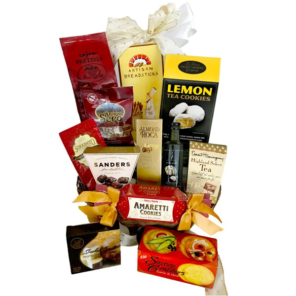 Gourmet Collection Gift Basket