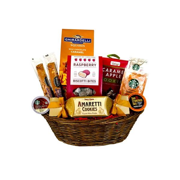 Coffee Classic Gift Basket Sku Coffeeclassic USD 550000