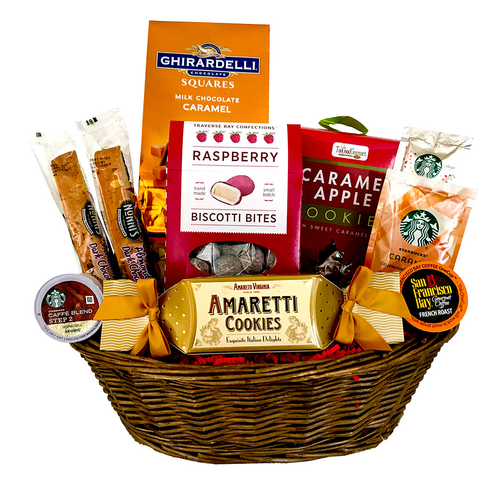 Coffee Classic Gift Basket
