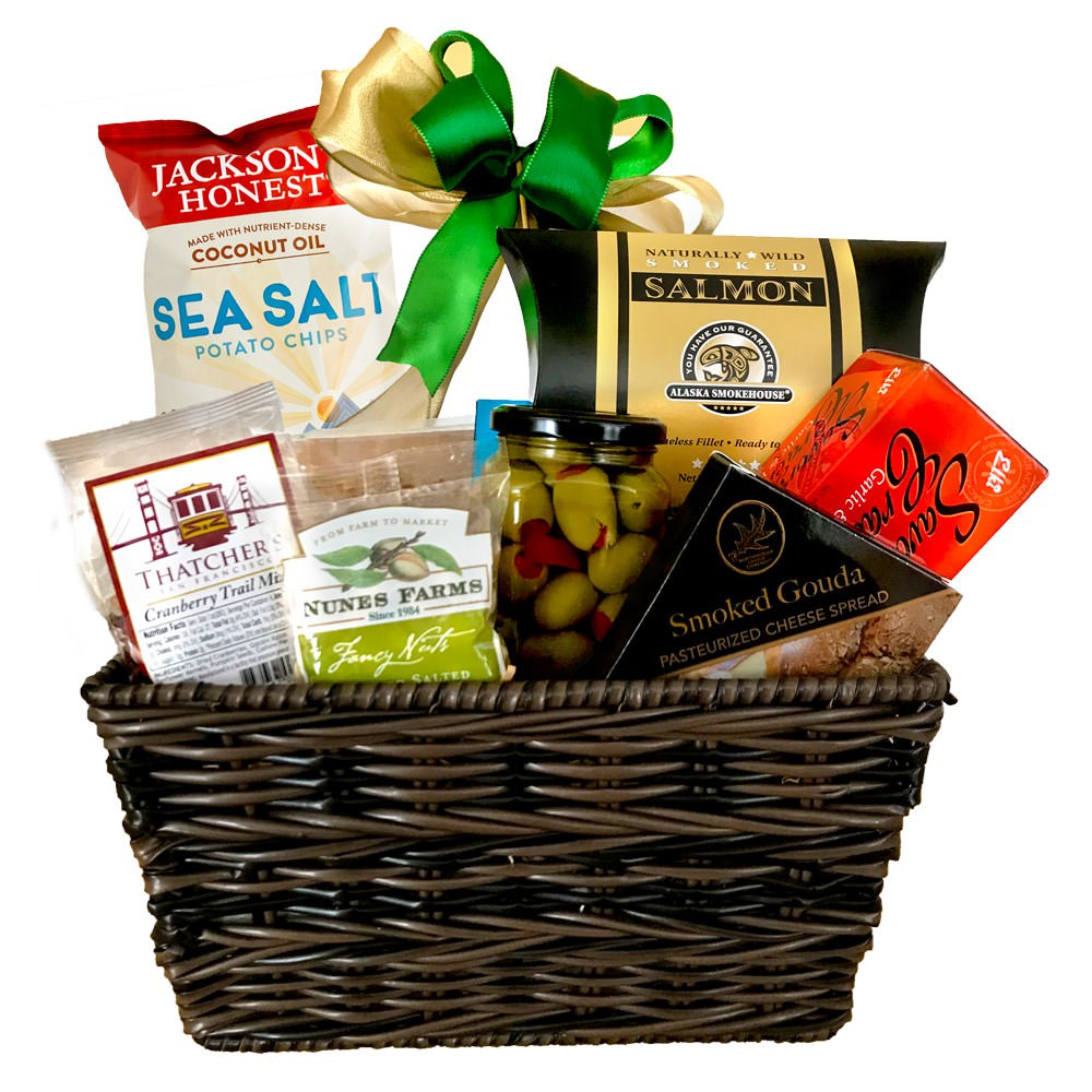 Sunshine Healthy Gift Basket