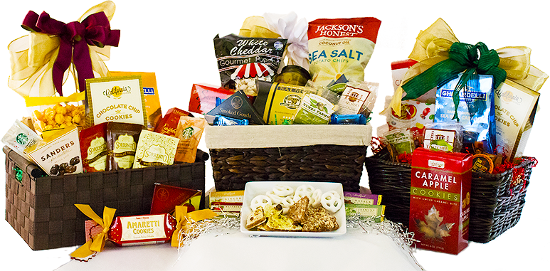 Executive gourmet gift basket gift basket negle Gallery